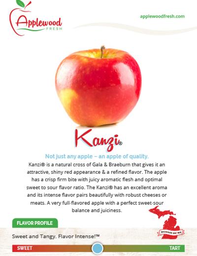Kanzi Sell Sheet