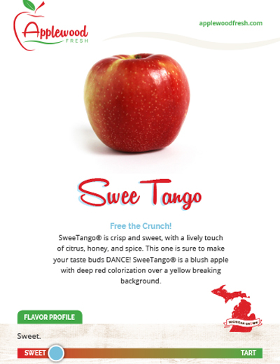 SweeTango Sell Sheet